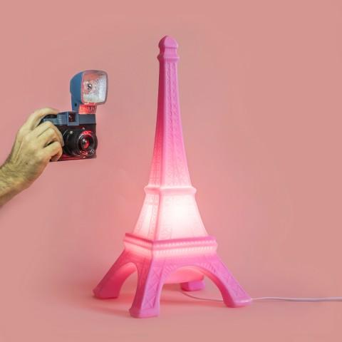 Luminária Torre Eiffel