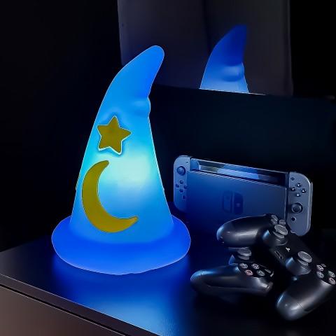 Luminária Chapéu Mickey Fantasia