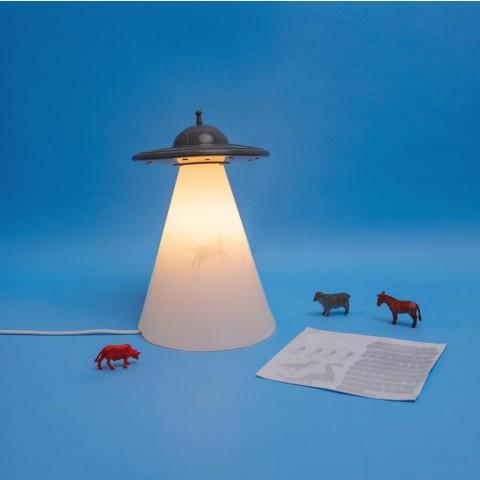 Luminária Ovni