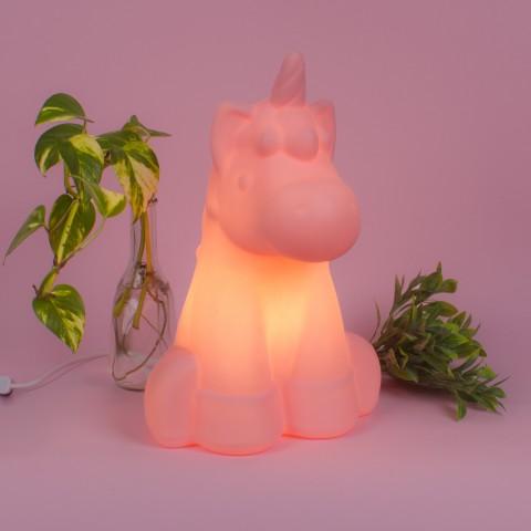 Luminária Unicórnio Baby
