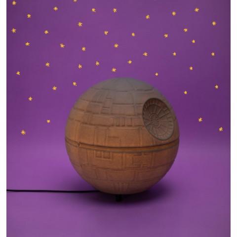 Luminária Death Star Star Wars