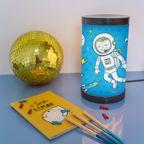 Lumi Astronauta Luciano Martins