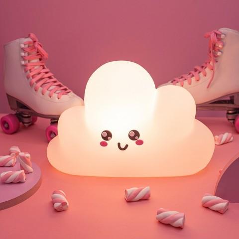 Luminária Nuvem Kawaii