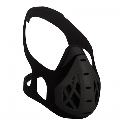 PureFit Máscara para Atividade Física Grafite tamanho G