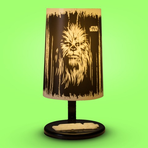 Abajur Pop Star Wars Chewbacca