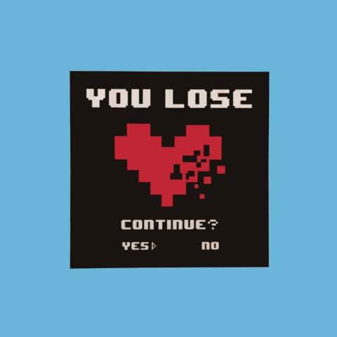 Quadrinho You Lose